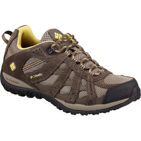 Columbia Redmond Waterproof Buty Kobiety, pebble / sunlit